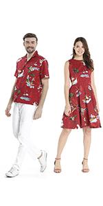 Hawaii Hangover Christmas Matching Sets