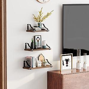 floating shelves for bathroom,floating shelves wall mounted,wood floating shelf,floating shelves