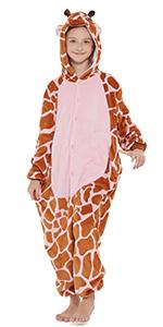 Giraffe onesie for kids