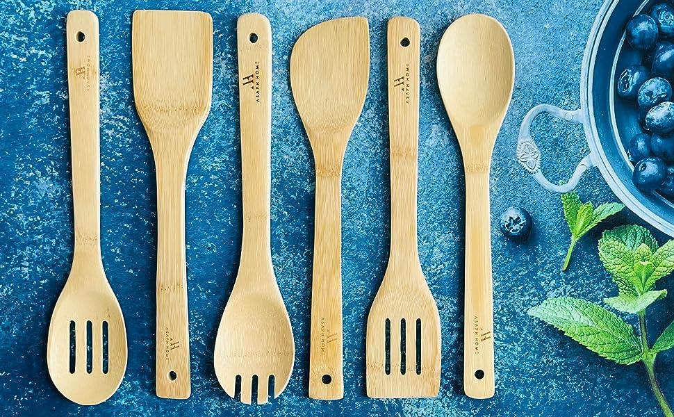 Bamboo Kitchen Utensils
