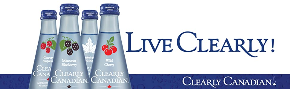 clearly canadian variety pack