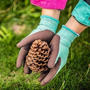 Comfortable Kids Gardening Gloves
