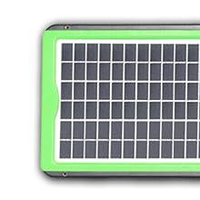18V 20W Cargador de panel solar Cargador de bater/ía m/óvil de respaldo flexible para autom/óvil Barco autom/óvil Panel solar