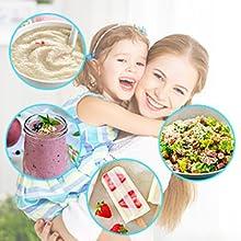 cordless personal blender one serving pop babies travel blender portable baby blender juicer cup