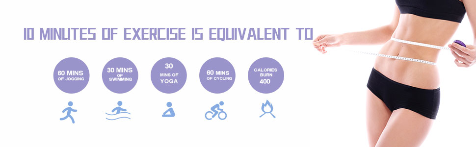 10 MINS OF EXERCISE