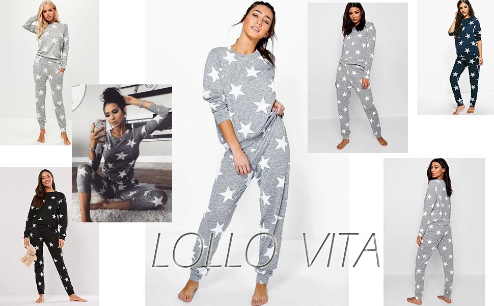 womens loungewear set