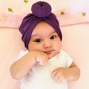 Soft Cute Toddler Cap