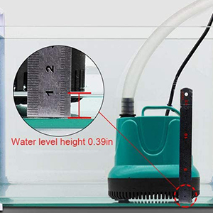 submersible water pump aquarium
