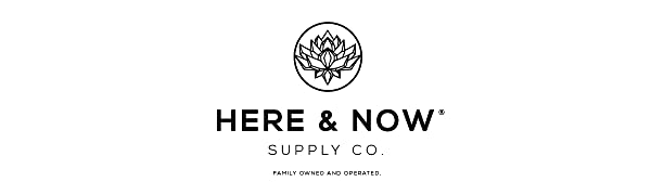 here and now, family owned and operated
