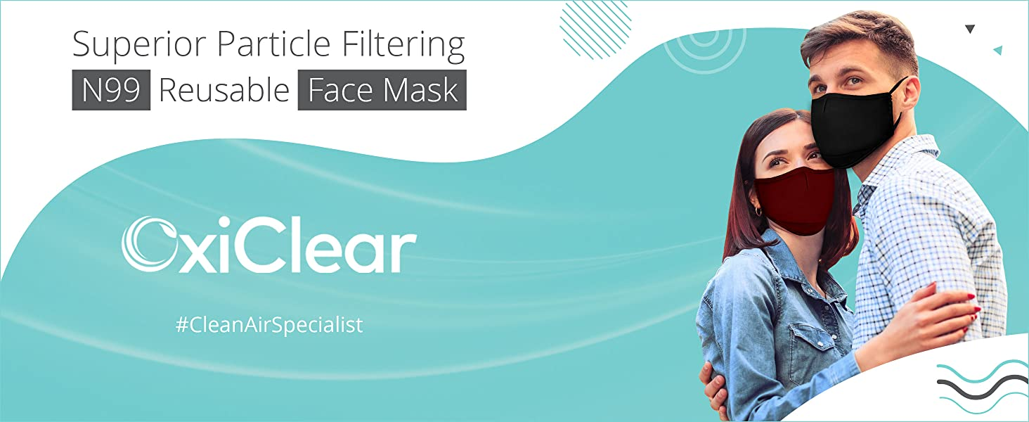 N99 mask washable