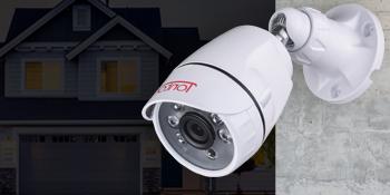 Ultra HD 2MP Bullet Camera