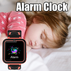 Children Smartwatch Boys Girls with 7 Intelligent Alarm Timer 12/24 Hours