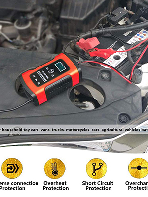 Automotive Battery Charging Units