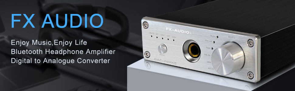 Bluetooth Headphone Amplifier