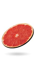 orange lime mouse pad