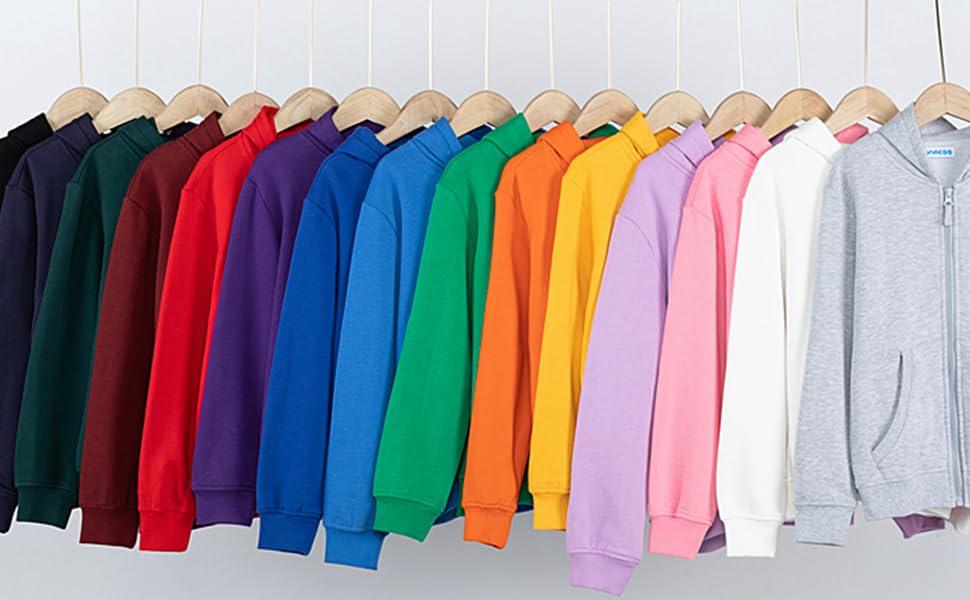 boy's fleece hoodies