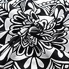 black and white mandala tapestry wall hanging black and white mandala tapestry wall hanging