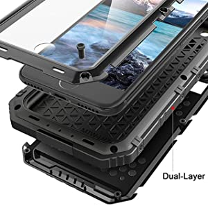 Three-layer Shockproof Design