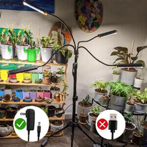 plant light for indoor plants full spectrum