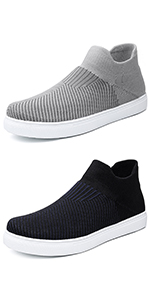 mesh sock sneakers for women