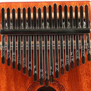 17 keys kalimb