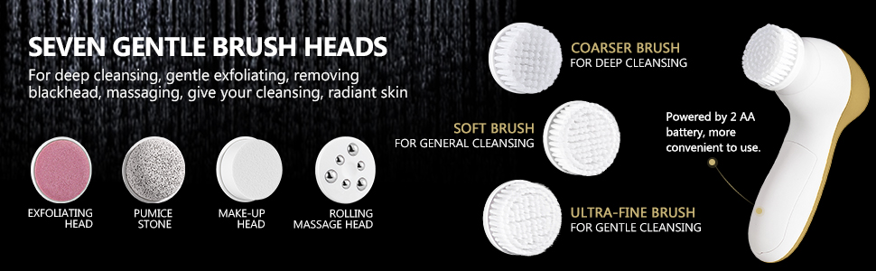 facial brush for women