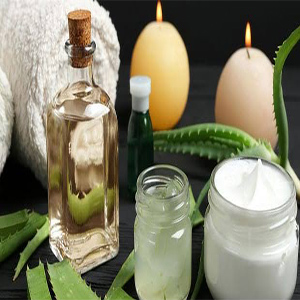 organic and natural ingredients