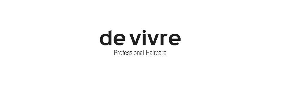 de vivre hair Heat Protection Spray for hair straightner straightning women anti hairfall hair dryer