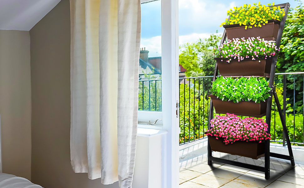 garden boxes outdoor raised