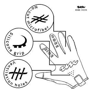 Profi BMX Handschuhe - lader