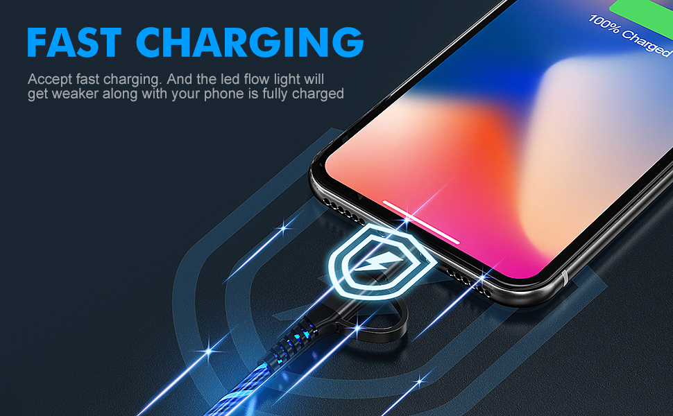 3A Fast Charging cable