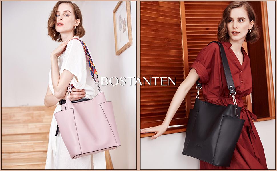 women bucket handbag