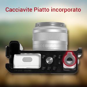 CCC2382 SMALLRIG Cage Gabbia per Canon EOS M100
