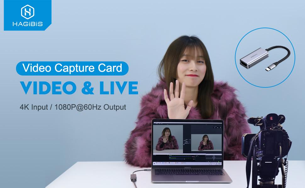 Video Capture Card