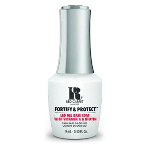 fortify and protect, base coat, gel nail polish