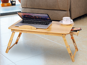 Laptop Table-Bamboo