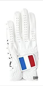 italian flag glove golf