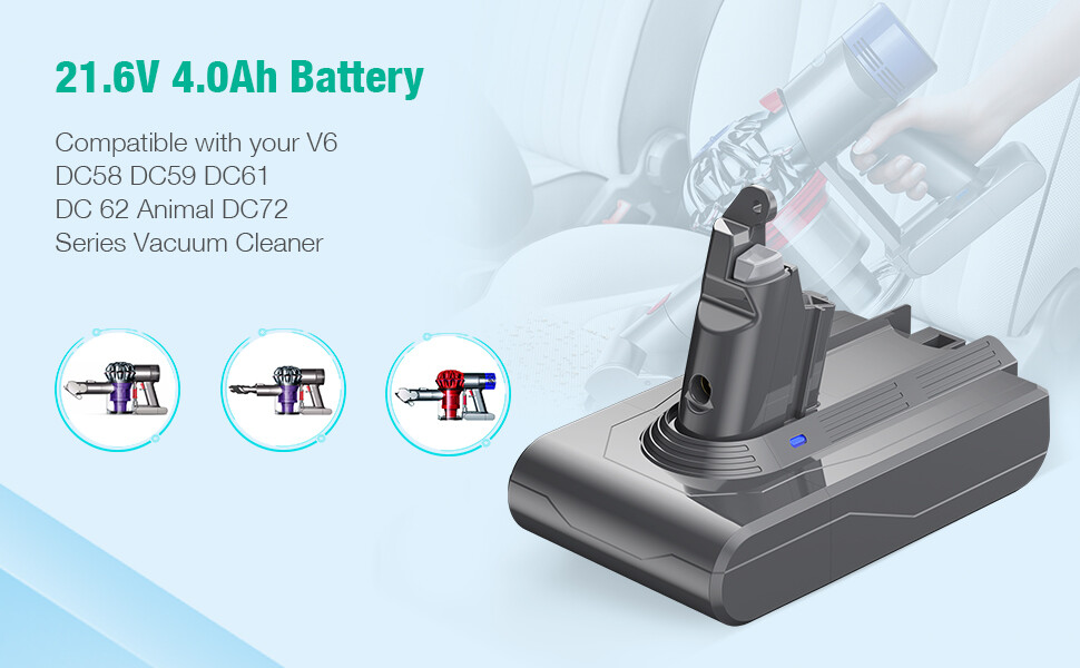 v6 battery