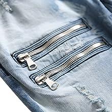 men distressed denim men ripped skinny jeans ripped jeans men skinny blue men jean slim fit hombre