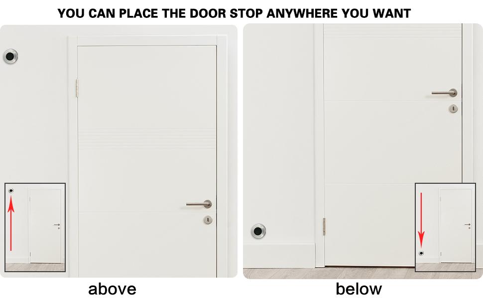 wall door stop