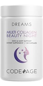 Codeage Multi Collagen Beauty Nigh