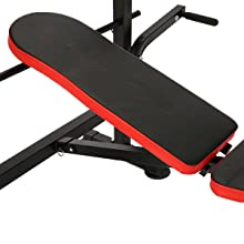 330lbs Weightlifting Bed Bench Press1
