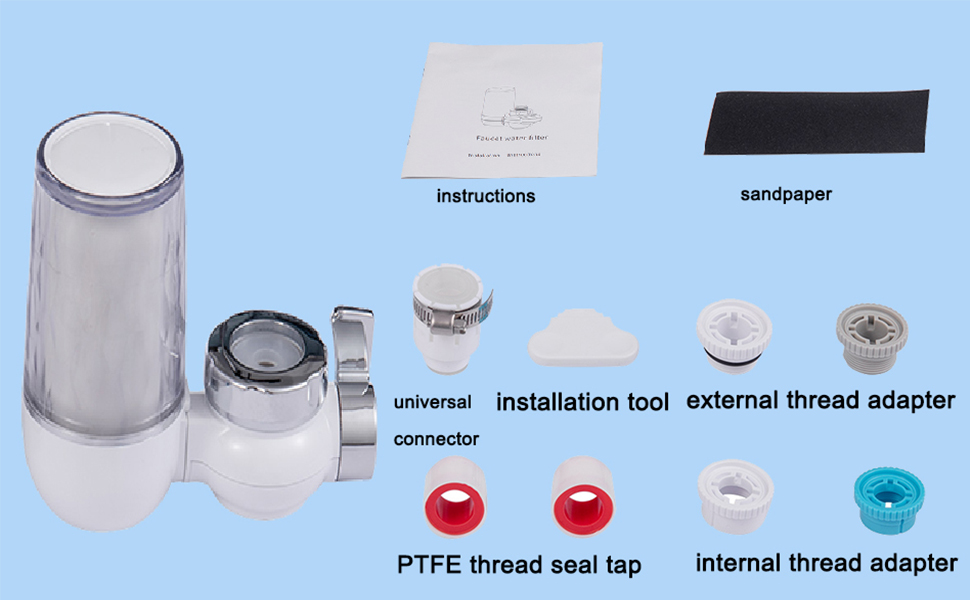 water purifier for faucet