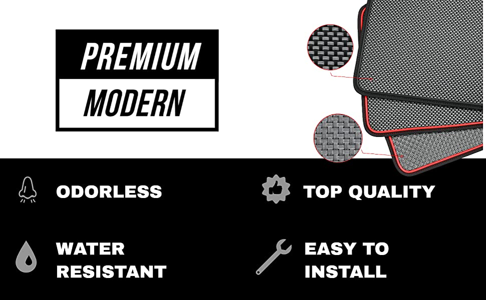 easy to install water resistant odorless odor odour free
