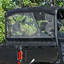 windshield for can am defender