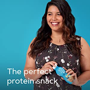 the perfect protein snack