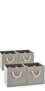 storage cubes bins