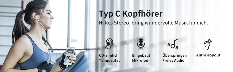 usb c headphone