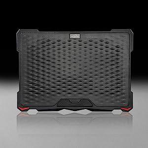 5 cooling fan laptop pad