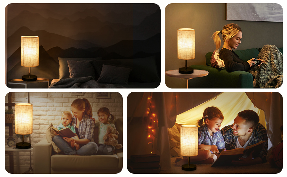 bedside lamp usb